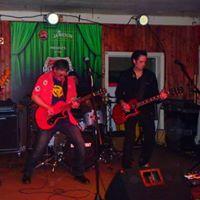 The Dead Boys with Guitar Army