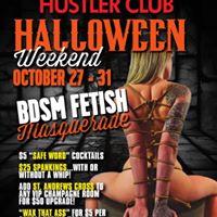 BDSM Fetish Masquerade