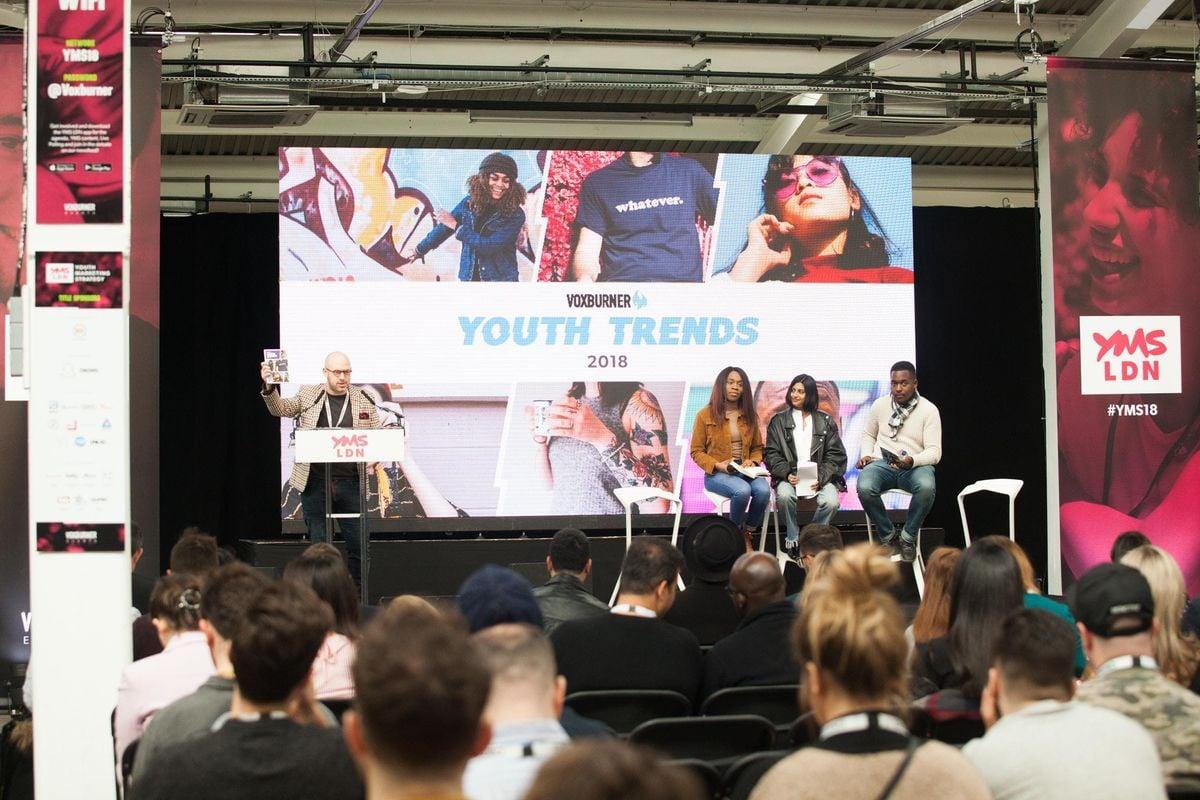 Youth Marketing Strategy London 2019