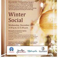HSPA Scottsdale PHX Winter Social &amp Justa Center Fundraiser