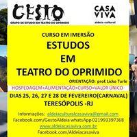 Imerso De Carnval Estudo Em Teatro do Oprimido