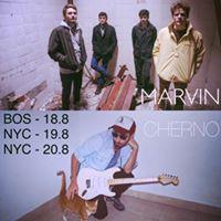 MARVIN &amp CHERNO - USA