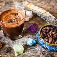 Cacao Ceremony and Sound Bath Harmonizing with the Heart