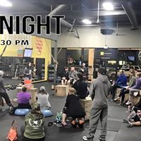 AFA Challenge Fit Info Night