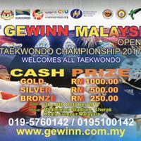 2 nd Malaysia Open Internationl Taekwondo Championship
