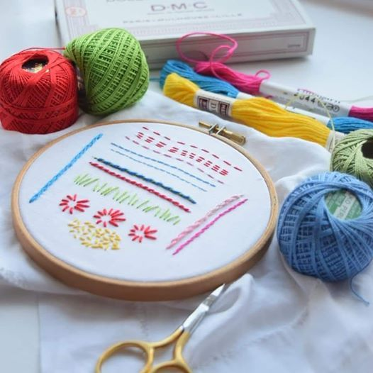 Beginners Hand Embroidery Workshop