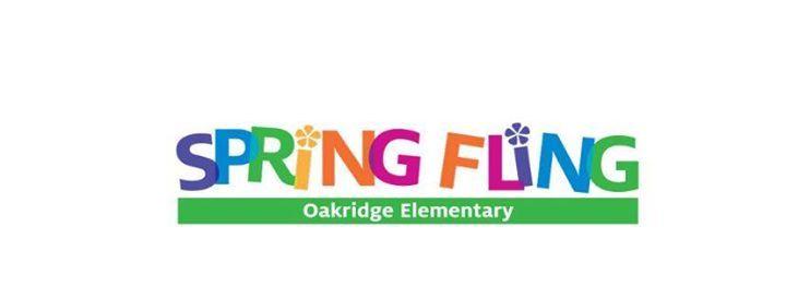 Annual Spring Fling Festival at Oakridge Elementary School