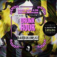 Drunk Hour no Bar Bukowski