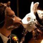 CLUB NAKED Spirit Animal Masquerade