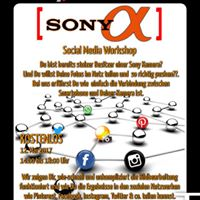 Sony &quotSocial Media&quot-Workshop