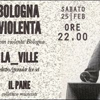 Art Of Noise  Bologna Violenta w La_Ville  Il Pane