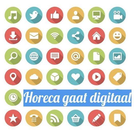 Horeca Academie Horeca gaat digitaal