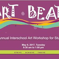The Annual Interschool Art Workshop For Students