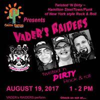 Dundas Cactus Festival presents &quotVaders Raiders&quot