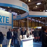 IRTE at The CV Show - stand 5G40