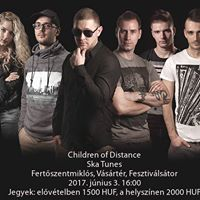 Children of Distance Ska Tunes koncert