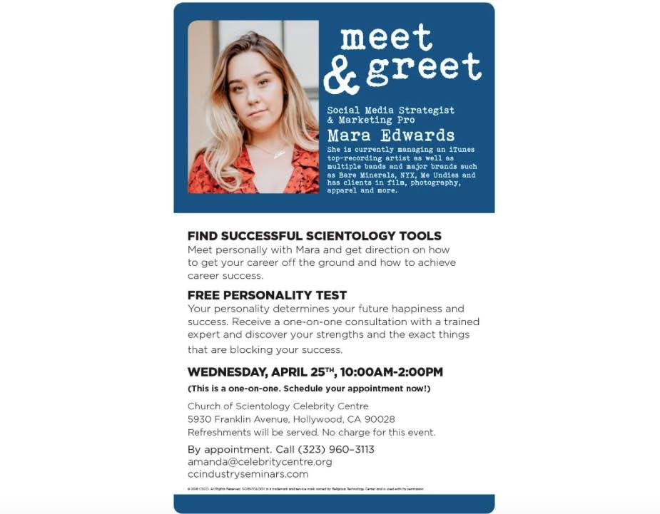 Meet greet mara edwards social media strategist marketing at meet greet mara edwards social media strategist marketing m4hsunfo