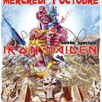 Soire Spciale Iron Maiden