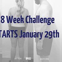 Start Of The F45 8 Week Challenge