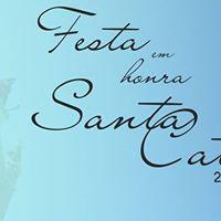 Festa de Santa Catarina 2017