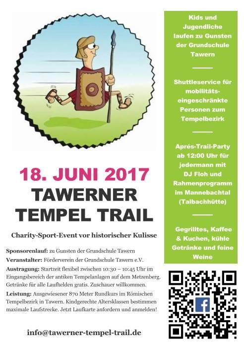 Tawerner Tempel Trail 2017 | Tawern