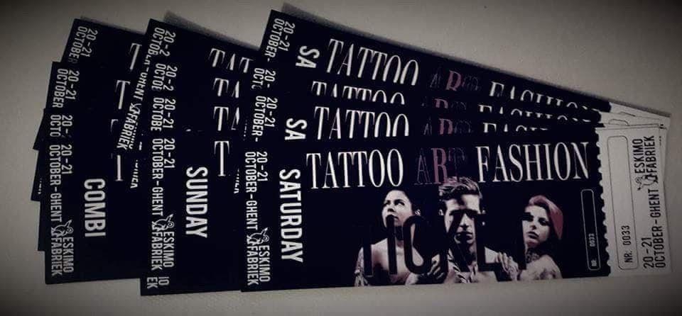 Tattoo Art Fashion Ghent