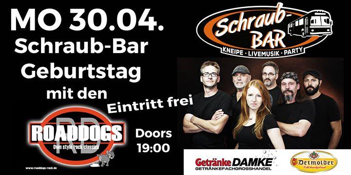 Schraub-Bar Geburtstag | Schaumburg