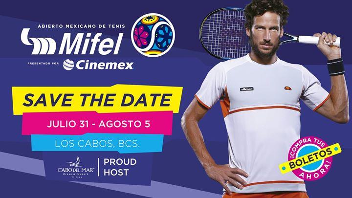 Resultado de imagen para torneo tenis los cabos
