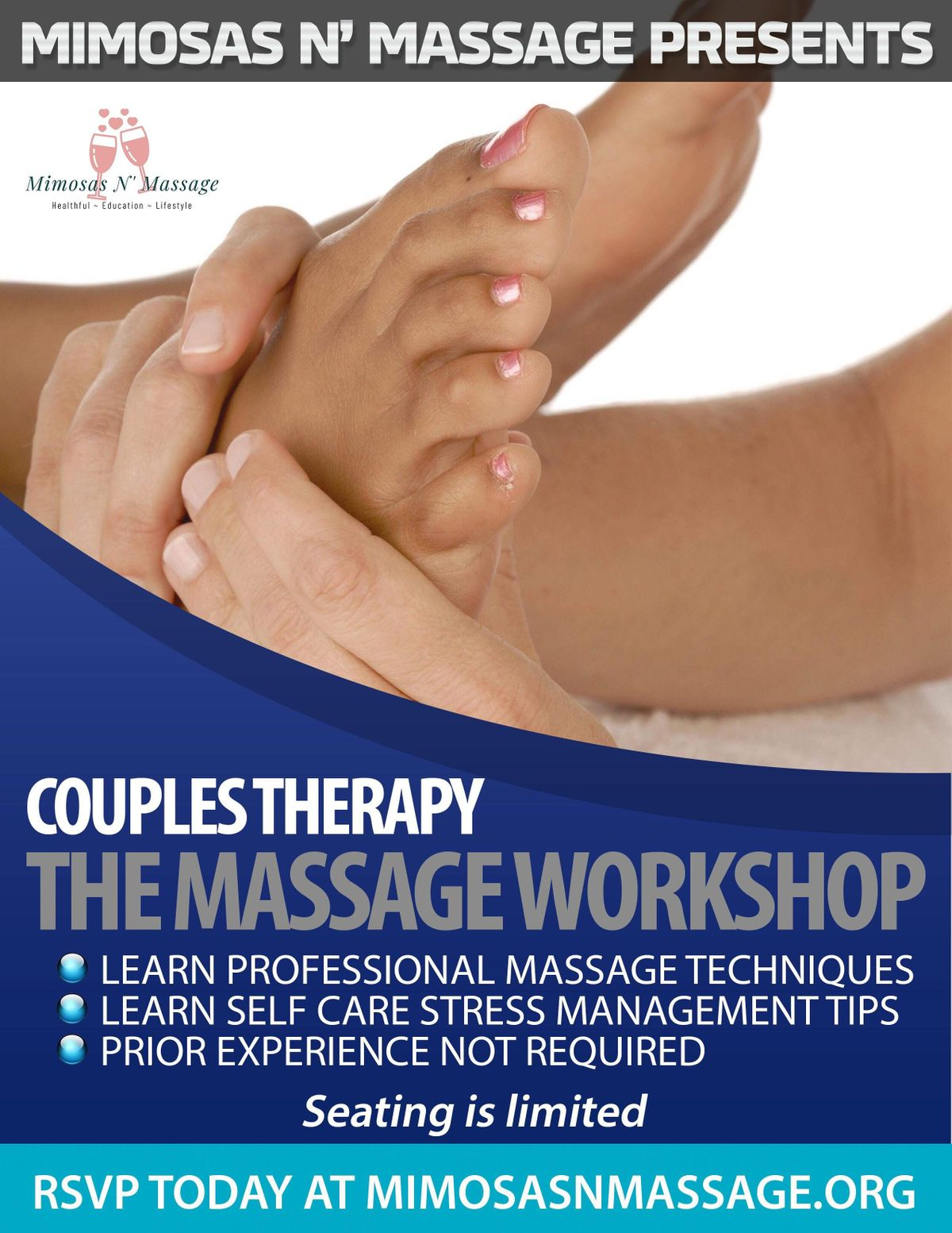 Couples Therapy - The Massage Workshop