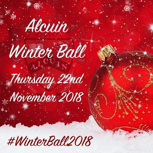 Alcuin Winter Ball 2018
