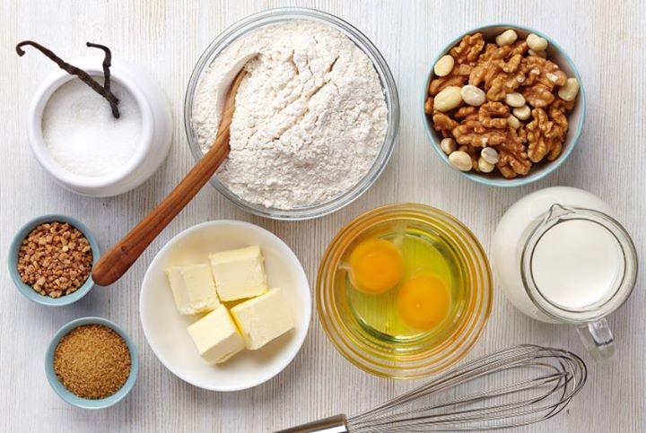 Resultado de imagen para ingredientes para una torta