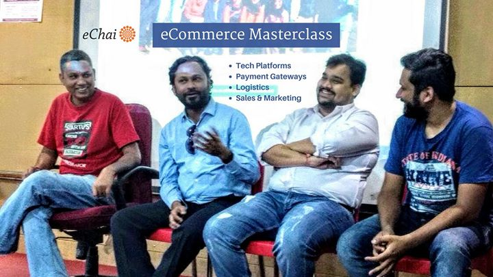 Ecommerce Masterclass Indore  Insight Talks  Startup Demos