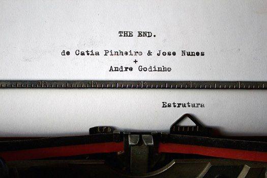 The End  De Ctia Pinheiro & Jos Nunes  Andr Godinho