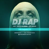 DJ RAP  Soundpieces SF