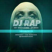 DJ RAP  Soundpieces SF