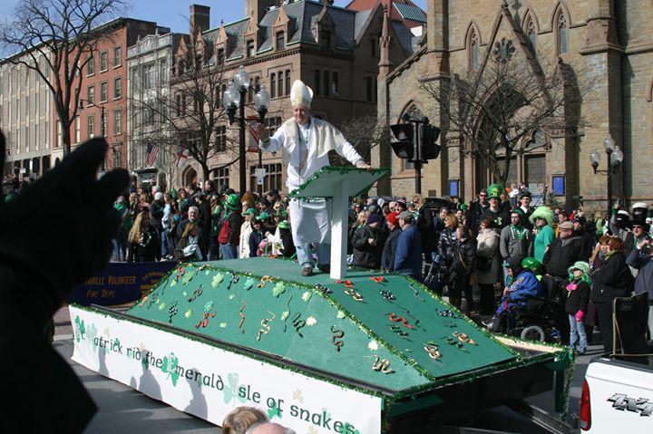 2018 Albany St Patricks Day Parade