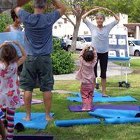 Yoga Preschool Storytime