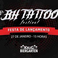 BH Tattoo Festival - Festa de Lanamento da Premiao 2018