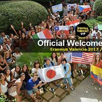 Official Welcome Week Erasmus Vip Valencia