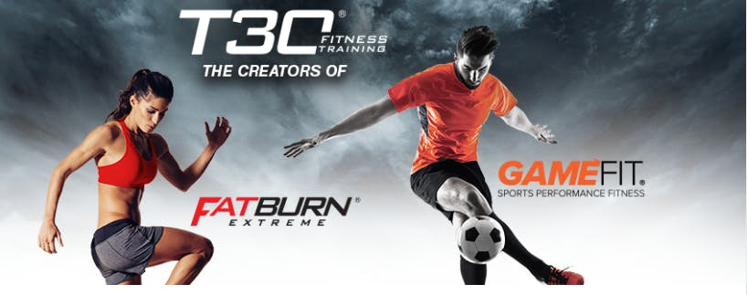 FatBurnExtreme and GameFit - all fitness levels welcome