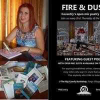 Fire and Dust MEETS Emilie Lauren Jones