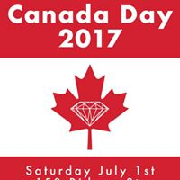 Top of the World X Diamond Canada Day 2017
