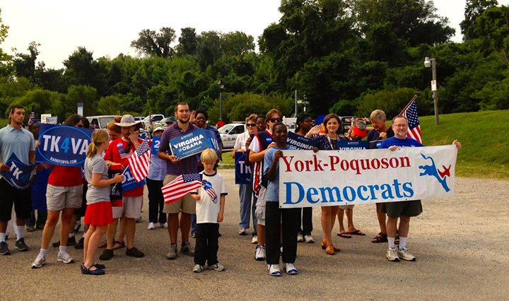 Democrat Social Supper in Poquoson
