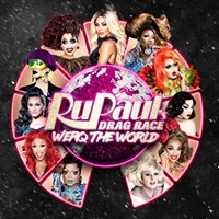 RuPauls Drag Race Werq The World Tour  Glasgow