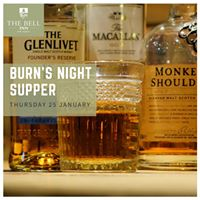 Burns Night Game Supper