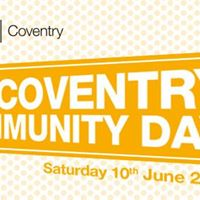 CU Coventry Community Day
