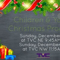 Youth &amp Children Christmas Program