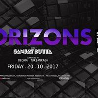 Horizons  Sanjay Dutta x Decima x Turbanraga