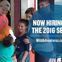 Wild Adventures Job Fair