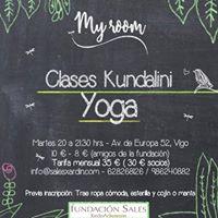 Yoga en el jardn